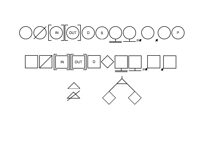 Genial Pedigree Draw Pedigree Drawing Software Genetic Pedigree